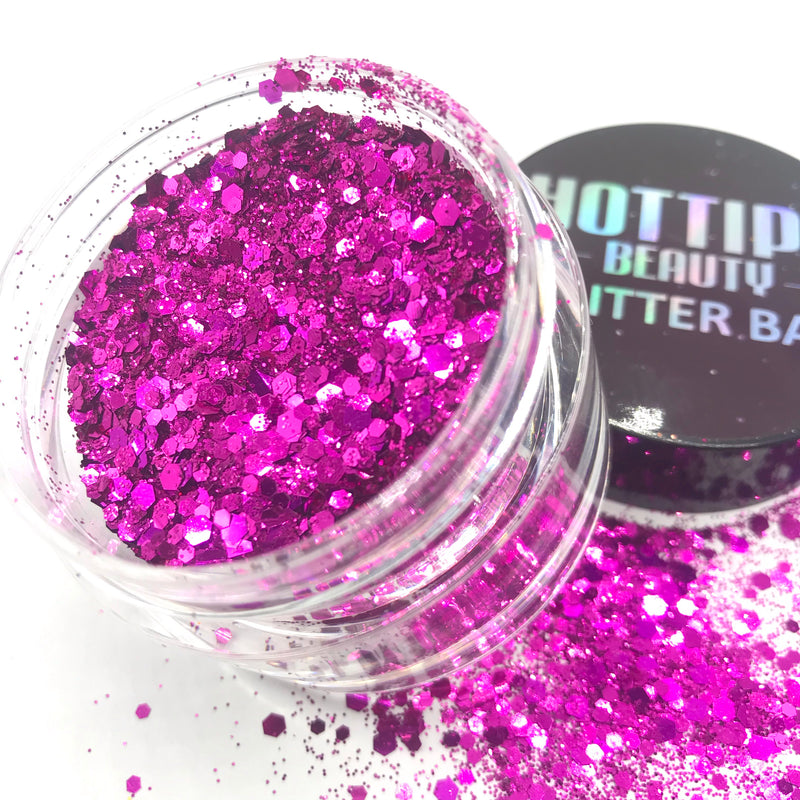 Solid Color Glitter Mix 92