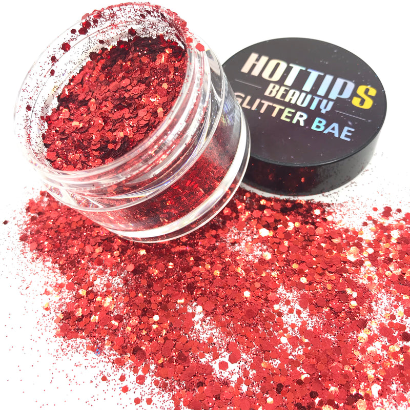 Solid Color Glitter Mix 43
