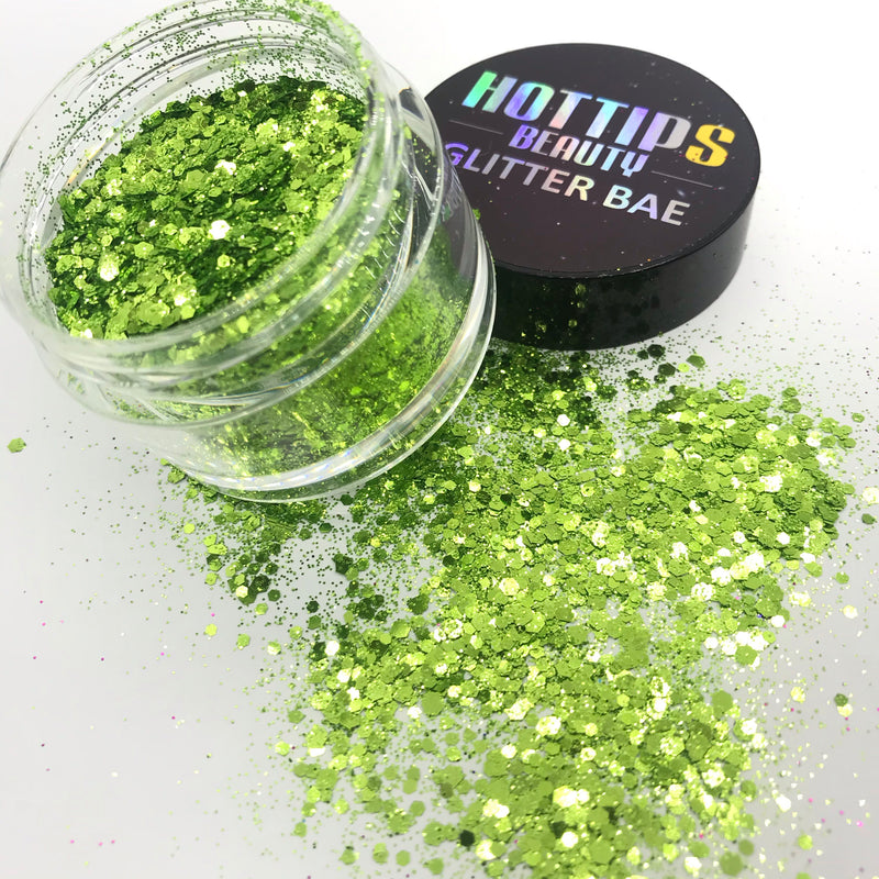 Solid Color Glitter Mix 74