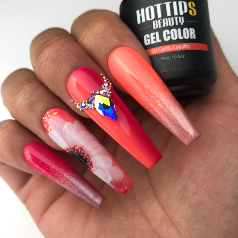 Gel Color - 119 50 Cents Loyalty