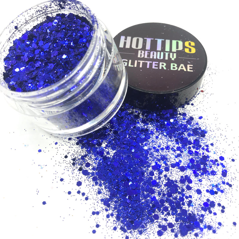 Solid Color Glitter Mix 50