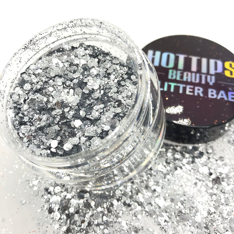 Solid Color Glitter Mix 40