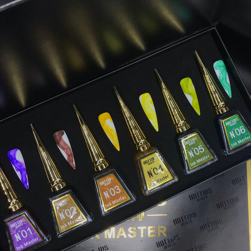 Ink Master: Entire 12 Color Collection