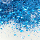 Solid Color Glitter Mix 72