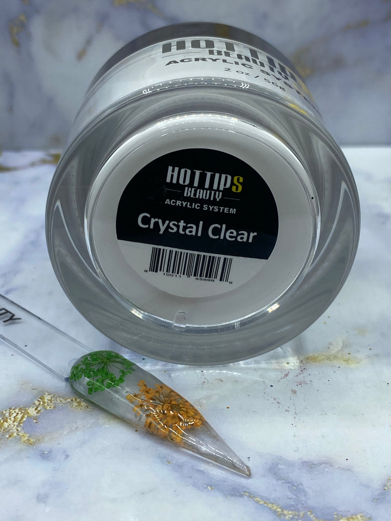 Acrylic Powder - Super Clear