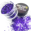 Solid Color Glitter Mix 70