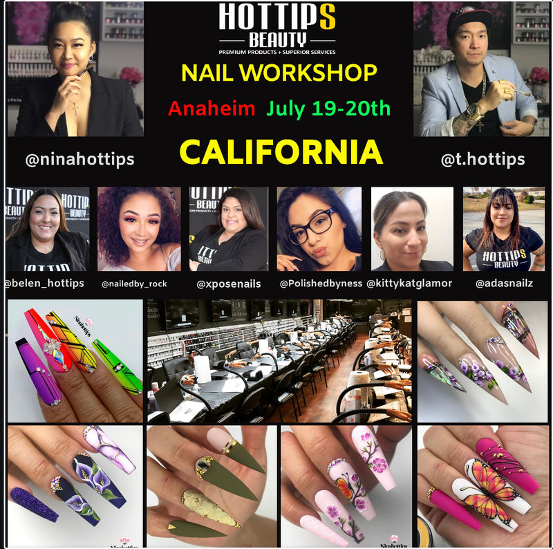 CA CLASS JULY 19-20th 2020 - ANAHEIM CALIFORNIA