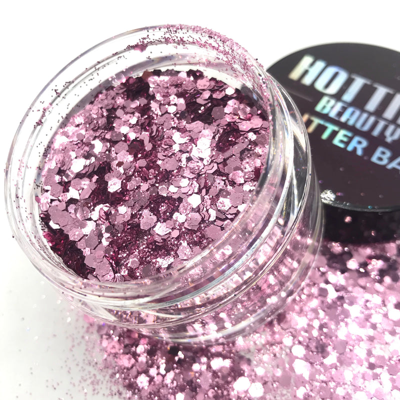 Solid Color Glitter Mix 73