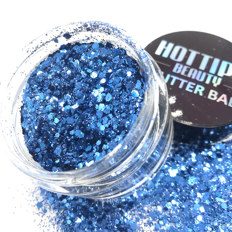 Solid Color Glitter Mix 77