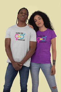 LSC Swag Model Gender Equality Eco-Friendly Unisex T-Shirt