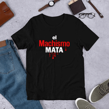Load image into Gallery viewer, LSC's El Machismo Mata Women's short sleeve t-shirt