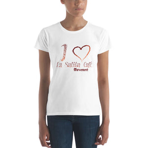 I love LSC's Movement - Women's short sleeve t-shirt