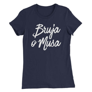 LSC's Bruja o Musa Women's Slim Fit T-Shirt