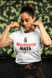 LSC's El Machismo Mata Women's short sleeve t-shirt