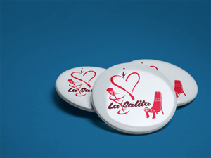 LSC's Pin-Back 3-Pack Buttons - LSC Swag