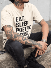 Load image into Gallery viewer, LSC's Poetic Revolution Short-Sleeve Unisex T-Shirt