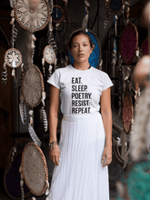 Load image into Gallery viewer, LSC's Poetic Revolution Eco-Friendly Short-Sleeve Unisex T-Shirt - LSC Swag