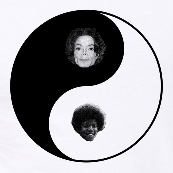 Wholesale Michael Jackson Yin Yang women