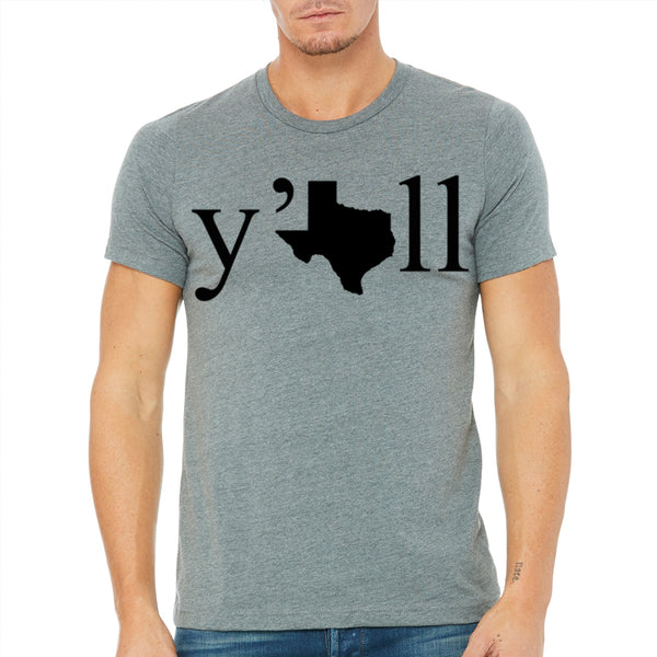 Texas y'all-men's