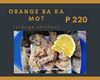ORANGE BA KAMO? (ORANGE CHICKEN)