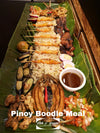 Pinoy Style Boodle Meal