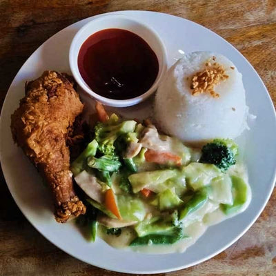 Chicken Vegetable Rice