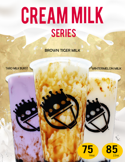 CREAM MILK SERIES