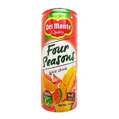 Del Monte Canned Juices