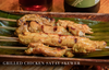 GRILLED CHICKEN SATAY SKEWER
