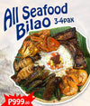 All Seafood Bilao