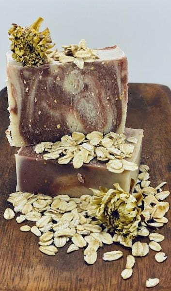 Oat + Honey Soap