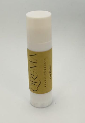 Load image into Gallery viewer, Qrema FRESH Lip Balm Tube - Qrema. Peppermint, all natural lip balm