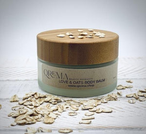Qrema LOVE & OATS Body Balm - Qrema 4 oz body balm. great for eczema and dry skin.