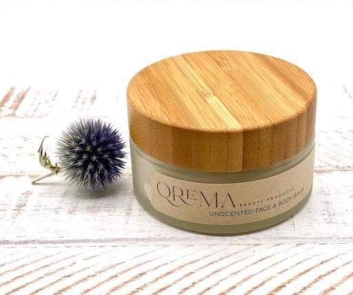 Qrema UNSCENTED Face & Body Balm - Qrema Enjoy all the blessings of Qrema Body Balm without any scent!