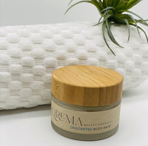 Qrema UNSCENTED Face & Body Balm - Qrema Enjoy all the blessings of Qrema Body Balm without any scent! 2oz