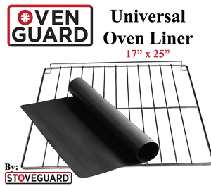 "Universal XL Oven Rack Liner 17""x25"" 