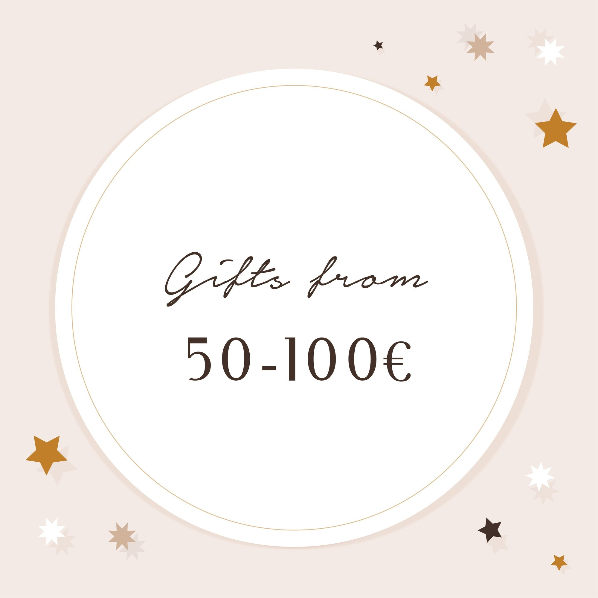 Gifts from 50-100€ - Genuine Selection