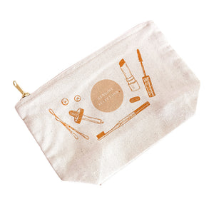 Charity Make Up Pouch - Genuine Selection