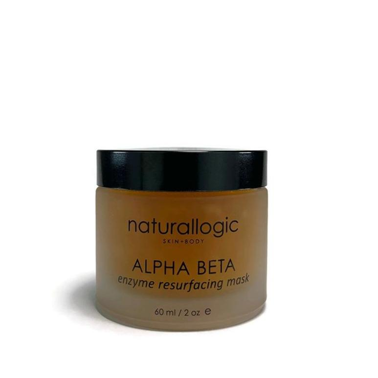 ALPHA BETA Enzyme Resurfacing Mask Gesichtsmaske Naturallogic - Genuine Selection