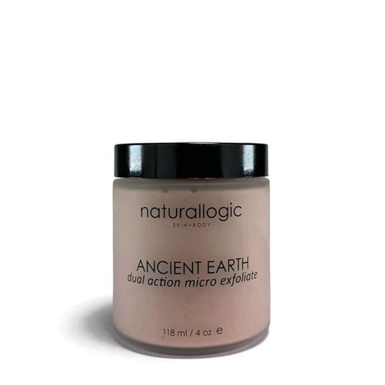 ANCIENT EARTH Dual Action Micro Exfoliate Peeling Naturallogic - Genuine Selection