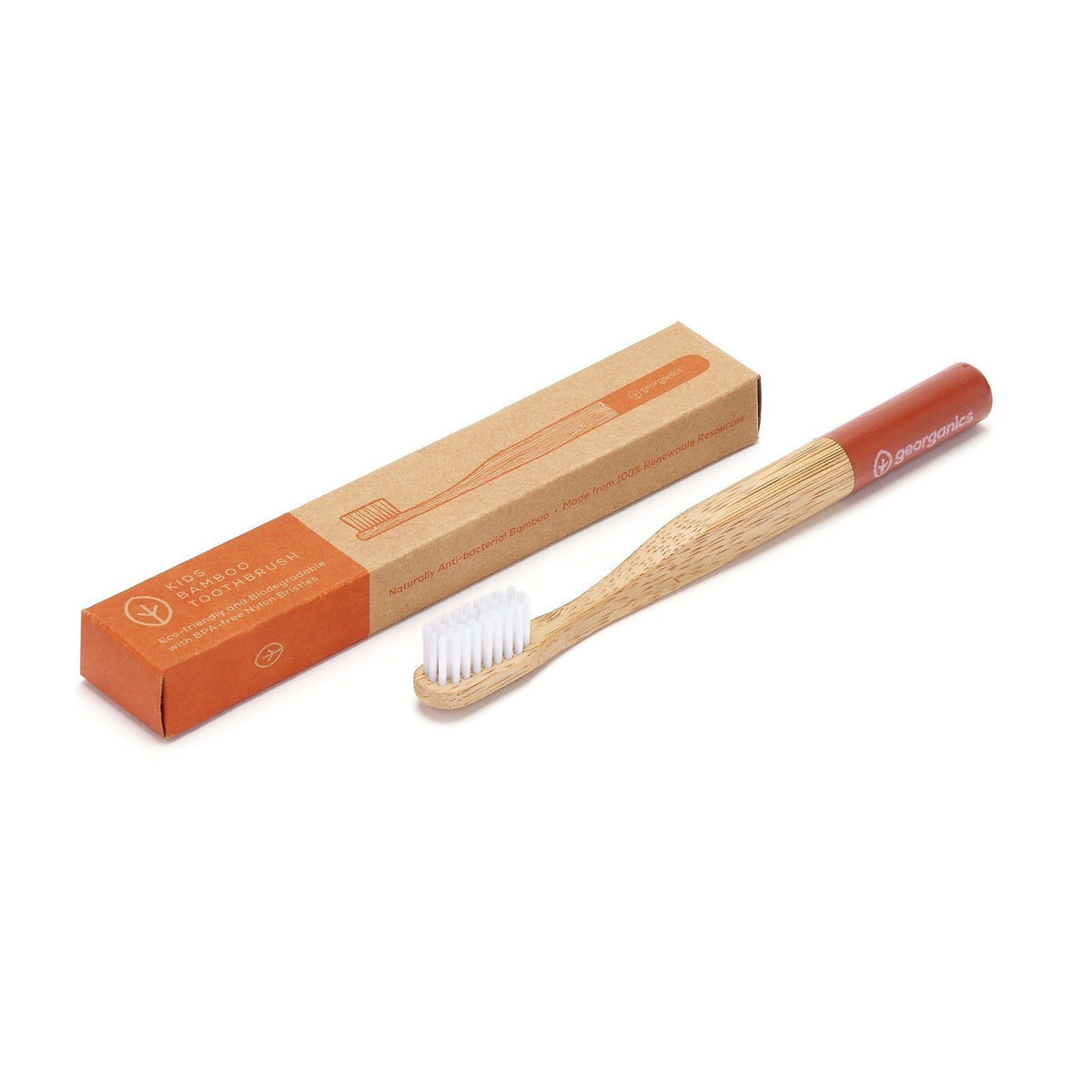 Bamboo Toothbrush (3 Varianten) Zahnpflege Georganics - Genuine Selection