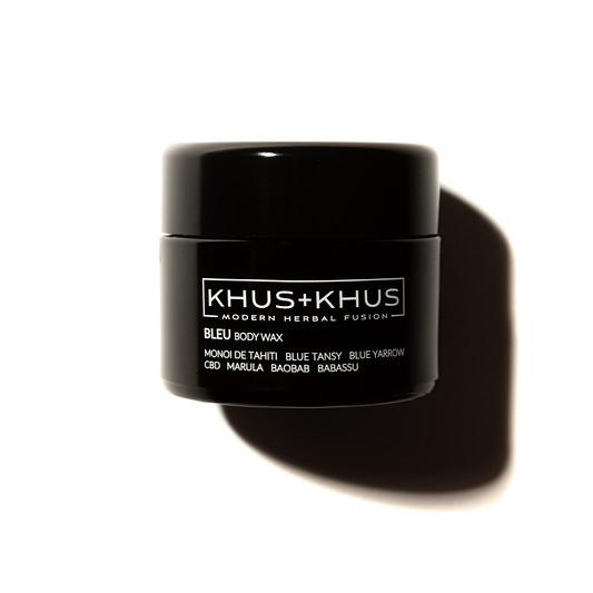 BLEU Body Wax Körperpflege Khus + Khus 30ml - Genuine Selection