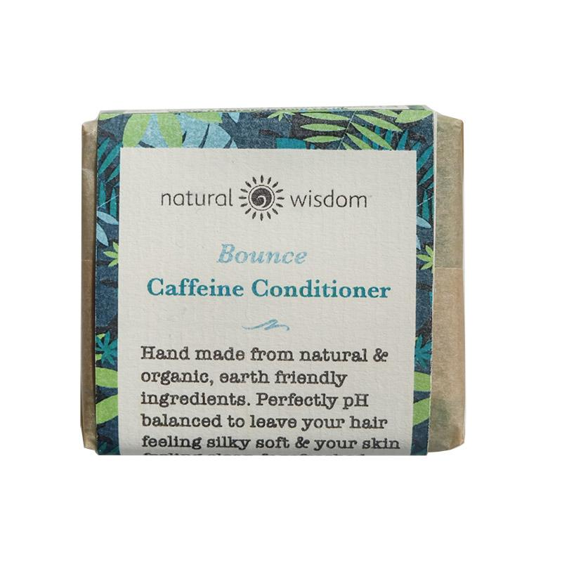 Bounce Caffeine Conditioner Conditioner Natural Wisdom - Genuine Selection