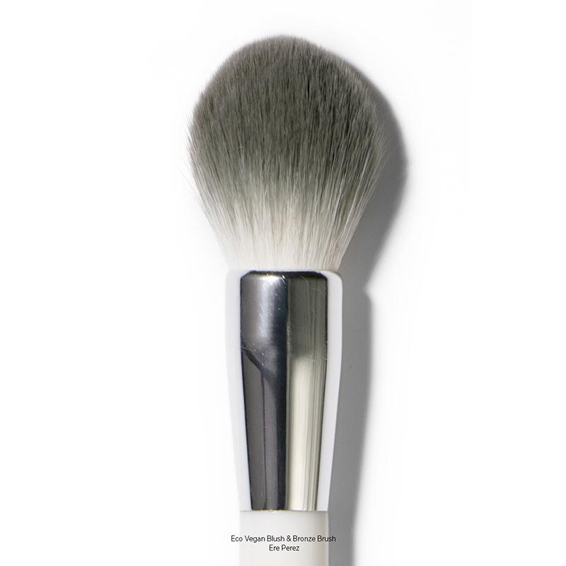 Eco Vegan Blush & Bronze Brush Pinsel Ere Perez - Genuine Selection