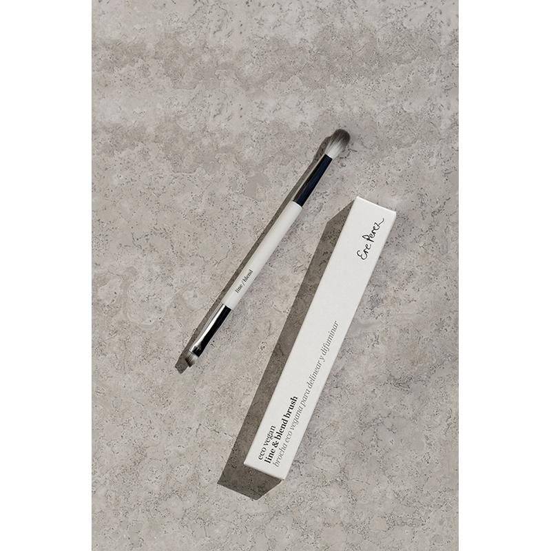 Eco Vegan Line & Blend Eye Brush Pinsel Ere Perez - Genuine Selection