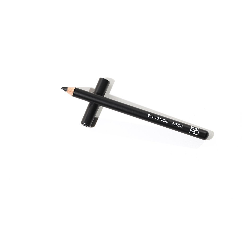 Eye Pencil (2 Farben) Eyeliner HIRO Cosmetics Pitch - Deep Black - Genuine Selection