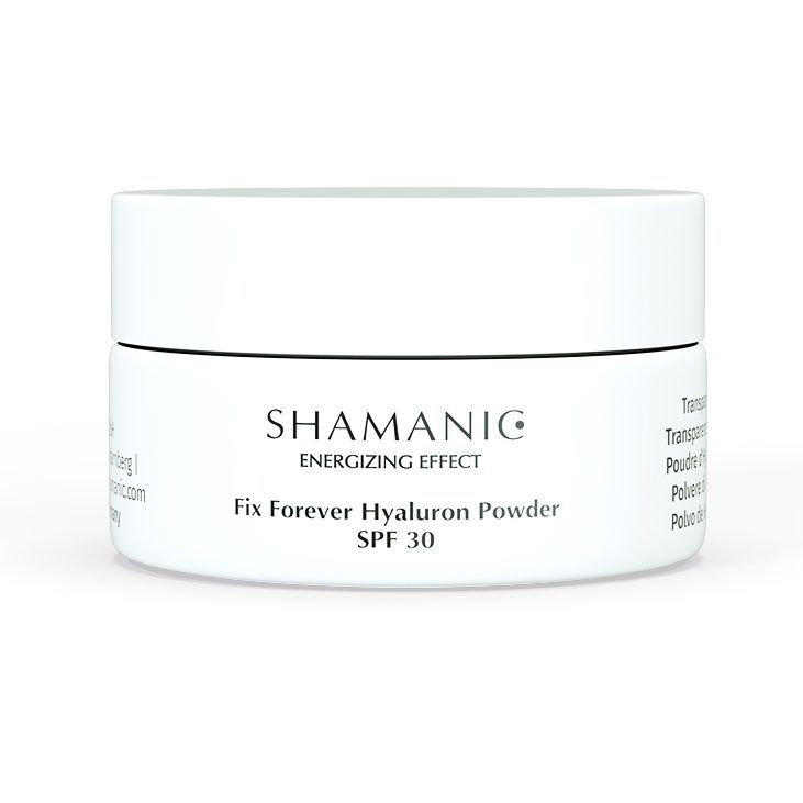 Fix Forever Hyaluron Powder Puder SHAMANIC - Genuine Selection