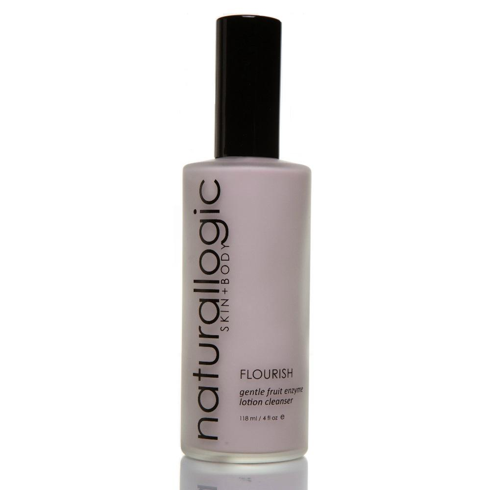FLOURISH Fruit Enzyme Lotion Cleanser Reinigung Naturallogic - Genuine Selection