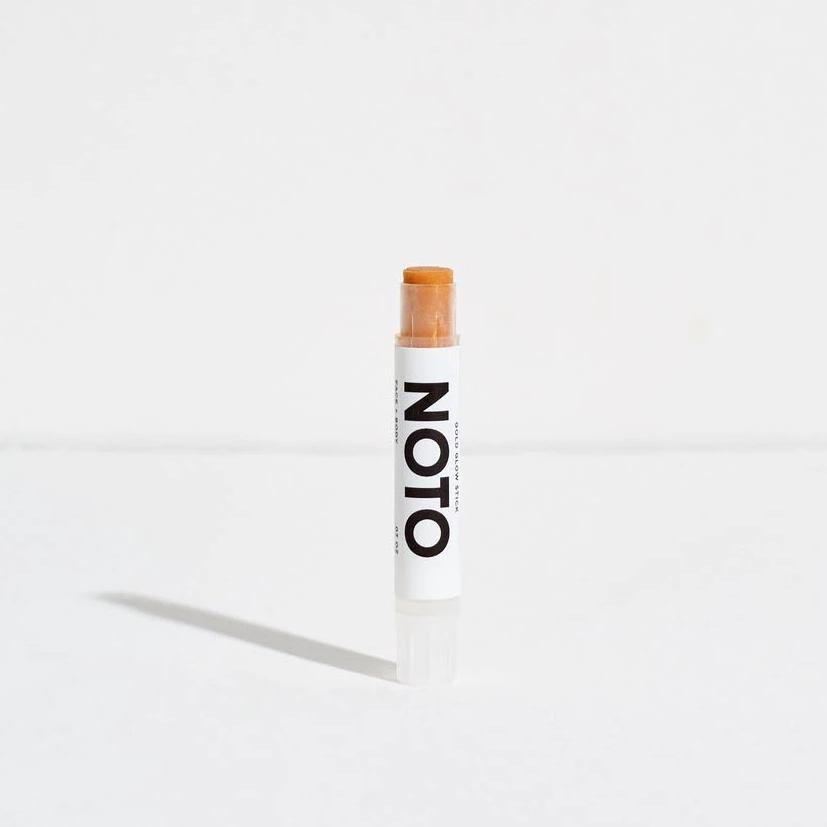 Gold Glow Stick Highlighter NOTO Botanics - Genuine Selection