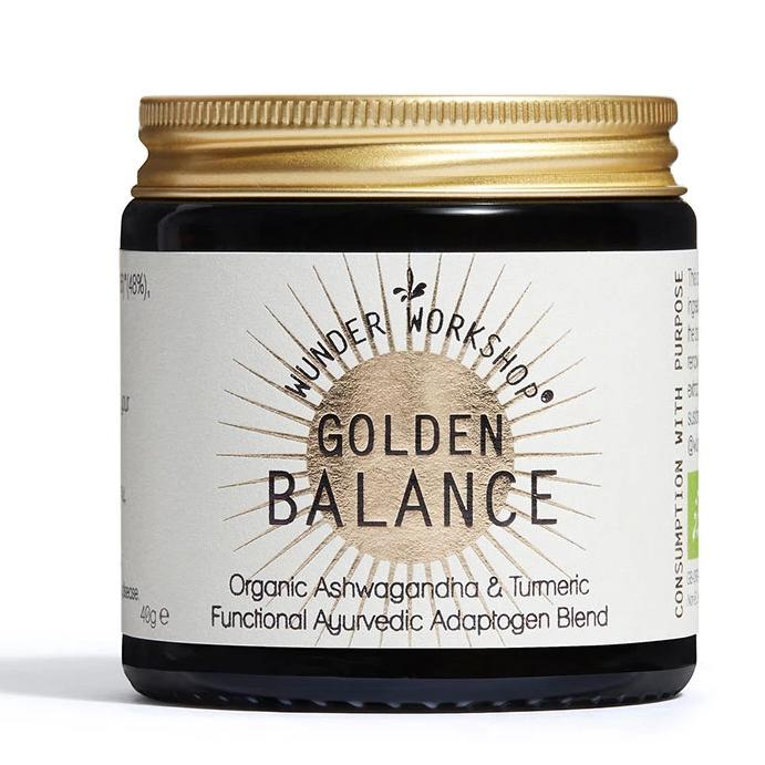 Golden Balance Nahrungsergänzungsmittel Wunder Workshop 40g - Genuine Selection